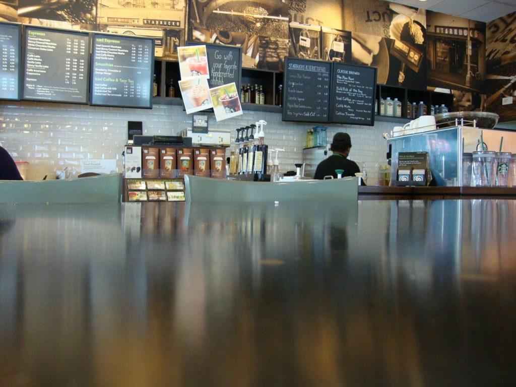 Starbucks mağaza